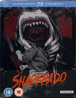 Sharknado SteelBook (UK)