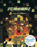 Scanners: Criterion Collection (BD/DVD)(DigiPack)