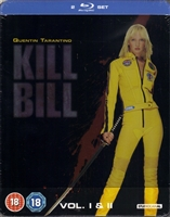 Kill Bill: Volume 1 & 2 SteelBook (UK)