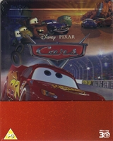 Cars 3D SteelBook: Pixar Collection #8 (UK)