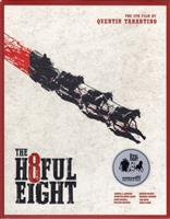 The Hateful Eight Full Slip C SteelBook (Korea)