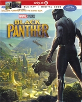 Black Panther DigiBook (BD/DVD + Digital Copy)(Exclusive)