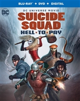 Suicide Squad: Hell to Pay (BD/DVD + Digital Copy)