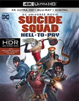 Suicide Squad: Hell to Pay 4K (BD + Digital Copy)