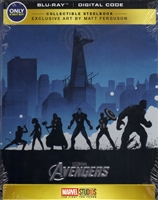 The Avengers SteelBook (BD + Digital Copy)(Exclusive)