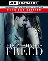 Fifty Shades Freed: Unrated 4K (BD + Digital Copy)