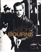 Jason Bourne Full Slip SteelBook (Blufans OAB #28)