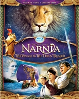 The Chronicles of Narnia: The Voyage of the Dawn Treader (BD/DVD + Digital Copy)(DigiPack)(G1)