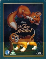 The Fox and the Hound SteelBook: Disney Collection #24 (UK)