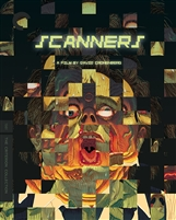 Scanners: Criterion Collection (DigiPack)