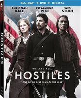 Hostiles (BD/DVD + Digital Copy)
