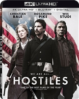 Hostiles 4K (BD + Digital Copy)