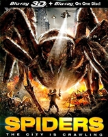 Spiders 3D (Slip)