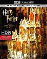Harry Potter and the Half-Blood Prince 4K (Slip)