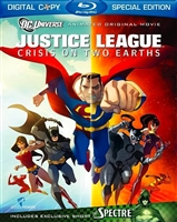 Justice League: Crisis on Two Earths (Slip)