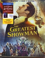 The Greatest Showman w/ Booklet (BD/DVD + Digital Copy)(Exclusive)