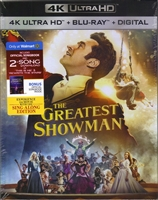 The Greatest Showman 4K w/ Booklet (BD/DVD + Digital Copy)(Exclusive)