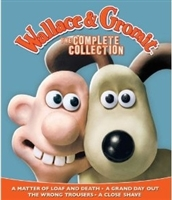 Wallace and Gromit: The Complete Collection (Slip)