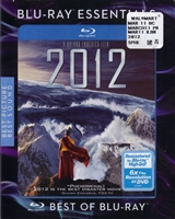 2012: Blu-ray Essentials (Slip)