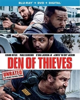 Den of Thieves: Unrated (BD/DVD + Digital Copy)