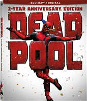 Deadpool: 2nd Anniversary Edition (BD + Digital Copy)