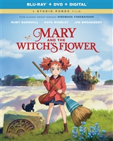 Mary and the Witch's Flower (BD/DVD + Digital Copy)