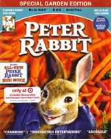 Peter Rabbit w/ Bonus Disc (BD/DVD + Digital Copy)(Exclusive)