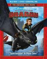 How to Train Your Dragon (BD/DVD + Digital Copy)(Slip)