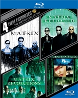 The Matrix / The Matrix Reloaded / The Matrix Revolutions / The Animatrix (Slip)