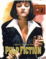 Pulp Fiction Full Slip A SteelBook (Korea)