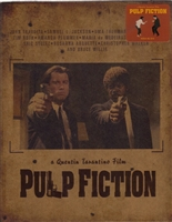 Pulp Fiction Full Slip B SteelBook (Korea)