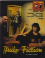 Pulp Fiction Lenticular SteelBook (Korea)