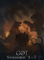 Game of Thrones: Seasons 1-7 HD Digital Copy Code (VUDU)