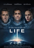 Life (2017) UHD Digital Copy Code (UV/iTunes/GooglePlay/Amazon)