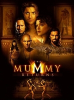 The Mummy Returns UHD Digital Copy Code (UV/iTunes/GooglePlay)