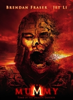 The Mummy: Tomb of the Dragon Emperor UHD Digital Copy Code (UV/iTunes/GooglePlay)