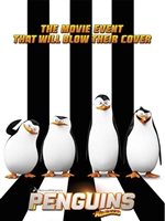 Penguins of Madagascar HD Digital Copy Code (UV/iTunes/GooglePlay)