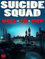 Suicide Squad: Hell to Pay HD Digital Copy Code (UV/iTunes/GooglePlay/Amazon)(Pre-Order)