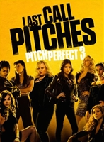 Pitch Perfect 3 HD Digital Copy Code (UV/iTunes/GooglePlay/Amazon)(Pre-Order)