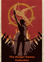 The Hunger Games: The Complete Collection HD Digital Copy Code (UV)