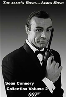 The Sean Connery Collection Vol. 2 -  James Bond 007 - Thunderball / You Only Live Twice / Diamonds Are Forever HD Digital Copy Code (UV)