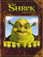 Shrek 4-Movie Collection: Shrek / Shrek 2 / Shrek the Third / Shrek: Forever After HD Digital Copy Code (UV/iTunes/GooglePlay/Amazon)