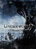 Underworld: Ultimate Collection - Underworld / Evolution / Awakening / Rise of the Lycans / Blood Wars HD Digital Copy Code (UV/iTunes/GooglePlay/Amazon)