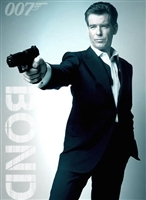 The Pierce Brosnan Collection -  James Bond 007 - GoldenEye / Tomorrow Never Dies / The World is Not Enough / Die Another Day HD Digital Copy Code (UV/iTunes/GooglePlay/Amazon)