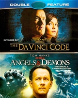 The Da Vinci Code / Angels and Demons HD Digital Copy Code (UV)