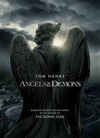 Angels and Demons UHD Digital Copy Code (UV/iTunes/GooglePlay)
