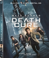 Maze Runner: The Death Cure (BD/DVD + Digital Copy)