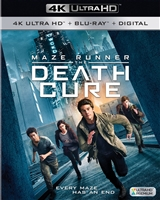 Maze Runner: The Death Cure 4K (BD + Digital Copy)