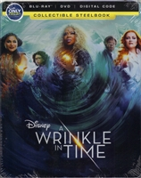A Wrinkle in Time SteelBook (BD/DVD + Digital Copy)(Exclusive)