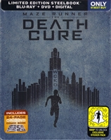 Maze Runner: The Death Cure SteelBook (BD/DVD + Digital Copy)(Exclusive)